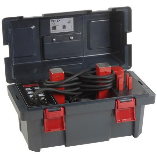 Máy gia nhiệt vòng bi Betex 22 ELDi. Công suất 3,6 kW. Đường kính max 240mm.