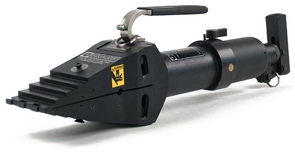 SW14.5TI tách mặt bích bằng thủy lực liền bơm. Equalizer international UK