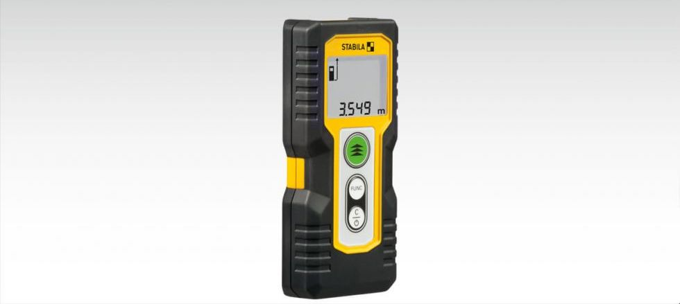 Stabila Germany, LD 220 laser distance measurer
