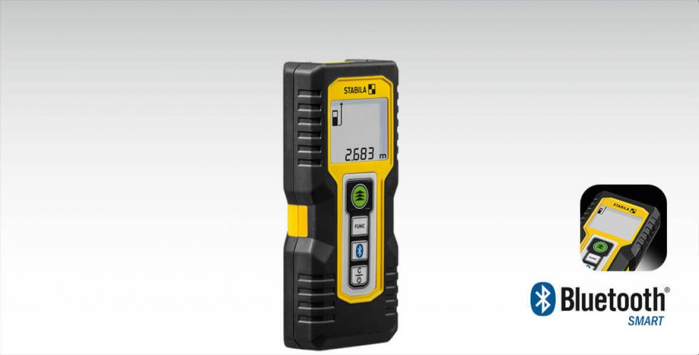Stabila LD 250 BT laser distance measurer