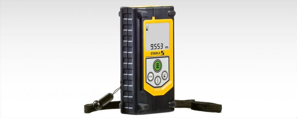 Stabila Germany, LD 320 laser distance measurer