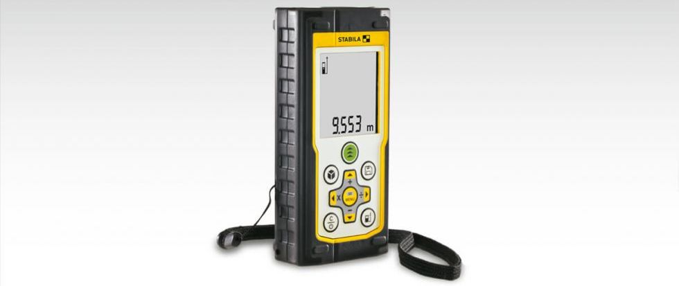 LD 420 laser distance measurer Stabila