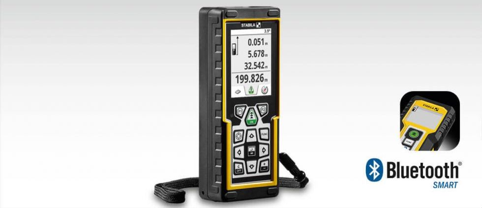 LD 520 laser distance measurer