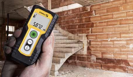 ứng dụng của máy đo khoảng cách bằng laser trong xây dựng LD220