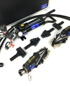 SWi2025TEMAXEX Bộ tách mặt bích chống cháy nổ, 2 đầu tách, bộ hoàn chỉnh.
