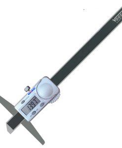 Thước đo sâu điện tử 200mm type C, Vogel Germany 2201152