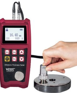 Ultrasonic Thickness Gauge 480261, 2 external probes, dedicated for many materials