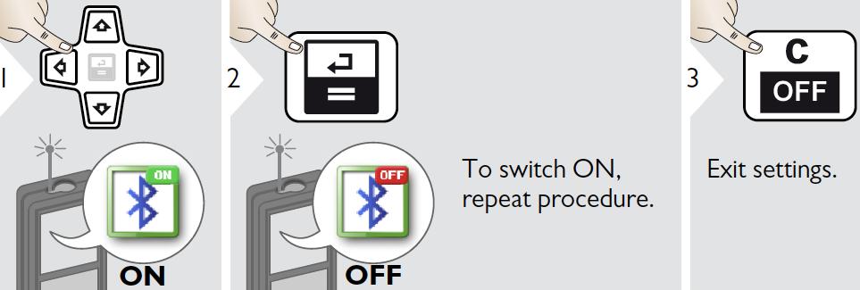 kích hoạt kết nối Blutooth Smart trên máy