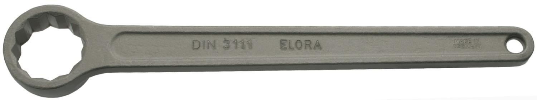 Cờ lê một đầu vòng cán dài ELORA