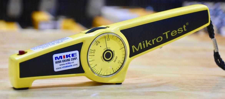 Máy đo bề dày lớp phủ Mikrotest